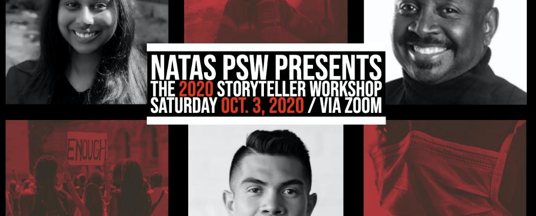 NATAS PSW 2020 Storyteller